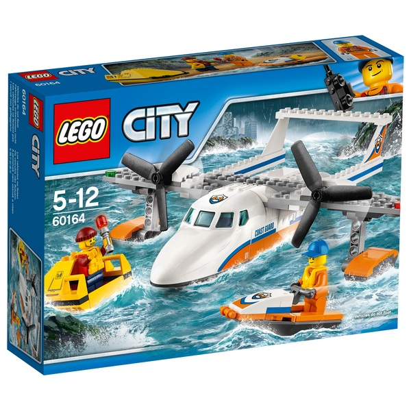 LEGO 60164 City Sea Rescue Plane