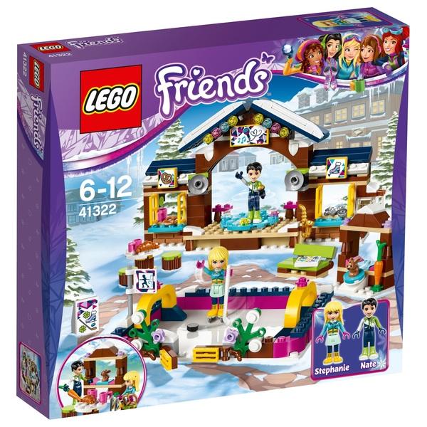 LEGO 41322 Friends Snow Resort Ice Rink