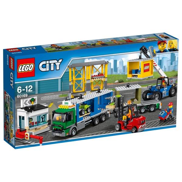 LEGO 60169 City Cargo Terminal