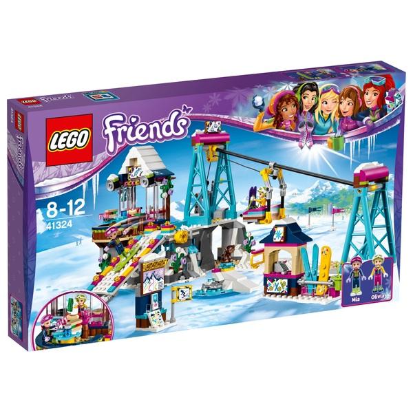 Lego 41324 Friends Snow Resort Ski Lift Lego Friends Uk