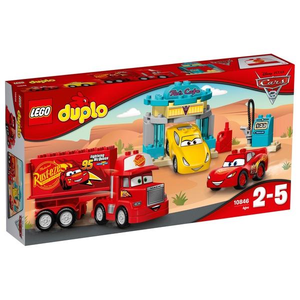 Lego 10846 Duplo Disney Pixar Cars Flo S Cafe Lego