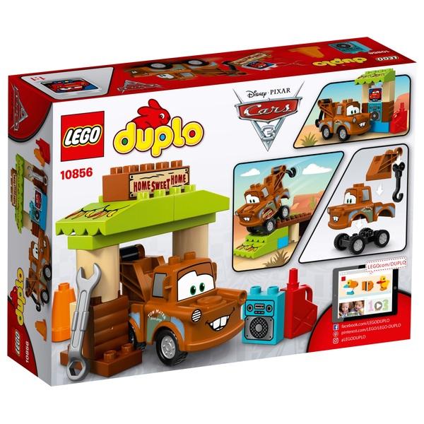 LEGO 10856 DUPLO Disney Pixar Cars Mater´s Shed - LEGO Disney ...