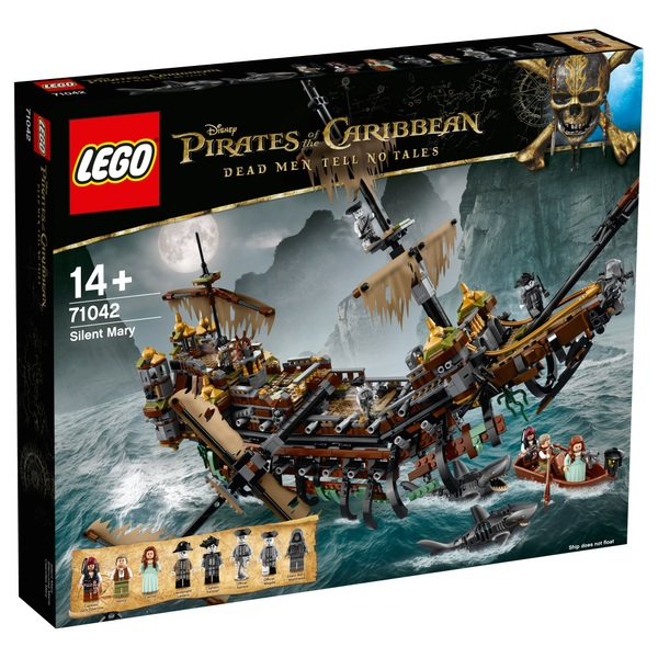 Lego 71042 Pirates Of The Caribbean Silent Mary Lego Specials