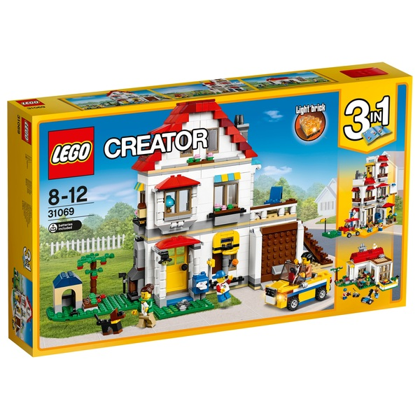 LEGO 31069 Creator 3-in-1 Family Villa