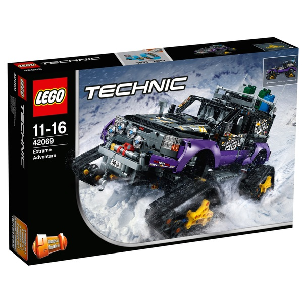 LEGO 42069 Technic Extreme Adventure Vehicle Construction Toy