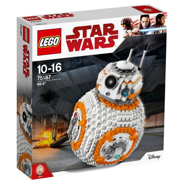 LEGO 75187 Star Wars BB-8 Robot Toy Building Kit