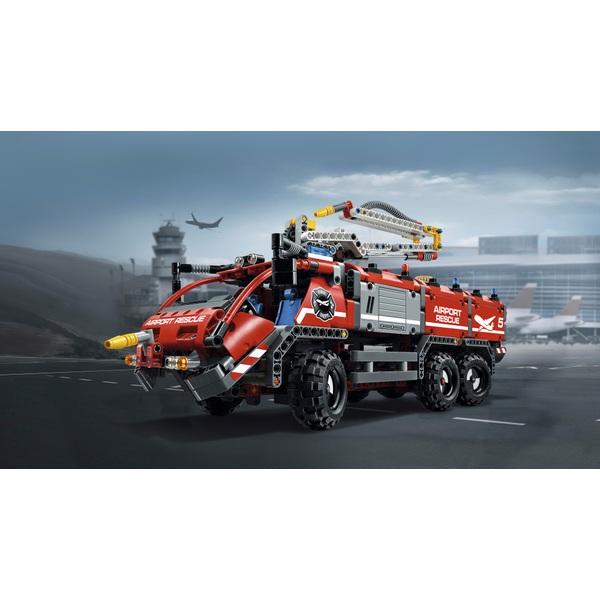 LEGO 42068 Technic Airport Rescue Vehicle - LEGO Technic UK