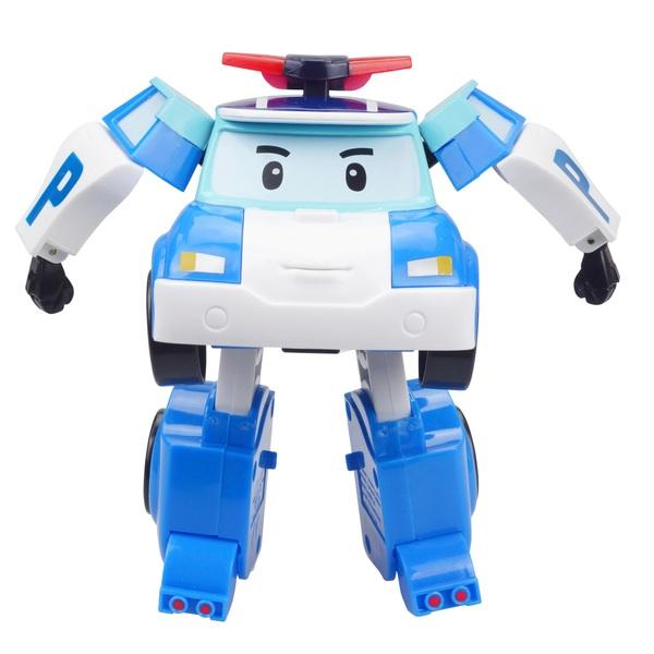 Robocar poli transforming robot figure 11cm assortment robocar poli uk - Radio car poli ...