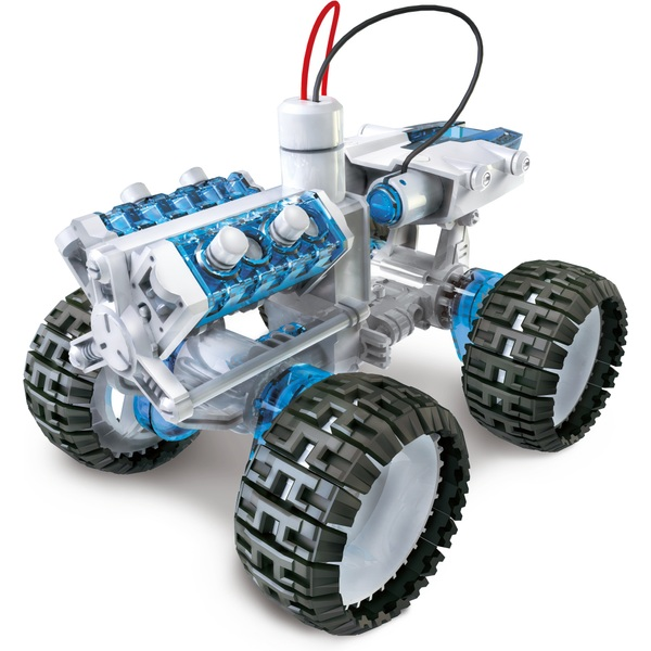 Salt Water Fuel Cell Engine Car Kit