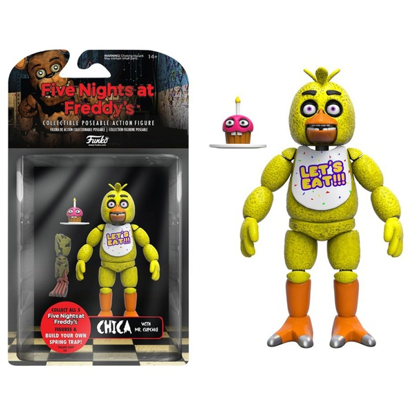 Five Nights at Freddy's Chica Figure 13cm