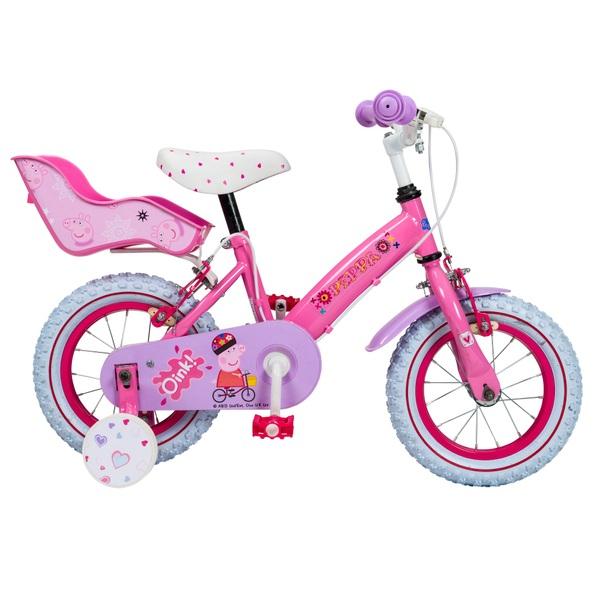 12 Inch Peppa Pig Bike 12 Bikes 3 5yrs Uk