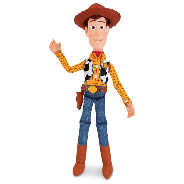 Toy Story 40cm Talking Sheriff Woody - Toy Story UK 0d4f04a882d
