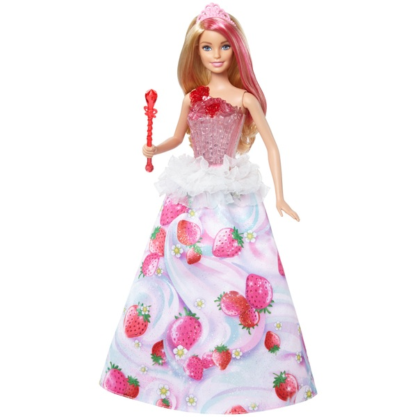 Barbie Dreamtopia Sweetville Princess Barbie UK