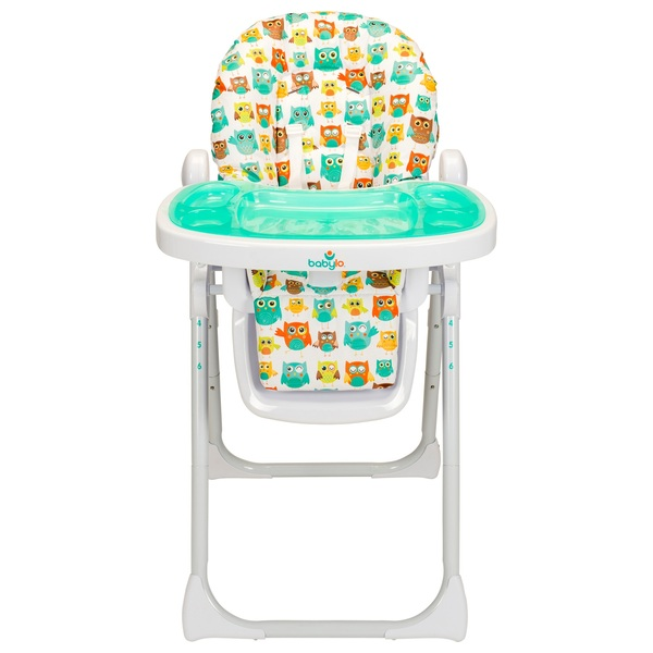 Babylo Hi Lo Highchair OWLS
