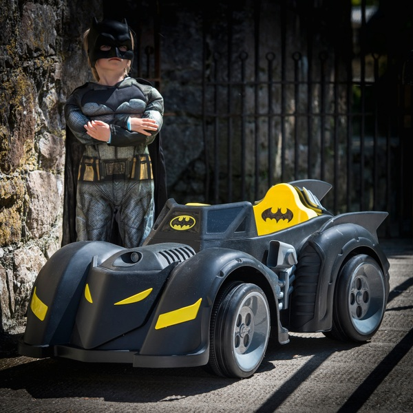 12v Batmobile Electric Ride On Ride Ons Ireland