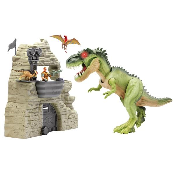 Jurassic Clash Beast Strike Playset