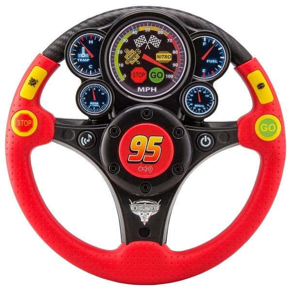 Cars Rev 'N Roll Steering Wheel - Disney Cars Range IrelandCars Rev 'N Roll Steering Wheel - Disney Cars Range Ireland - 웹