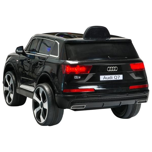 Black Audi Q7 6V Ride On