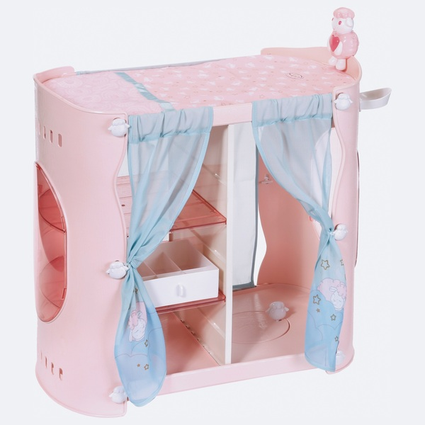 Baby Annabell Sweet Dreams 2 in 1 Changing Unit