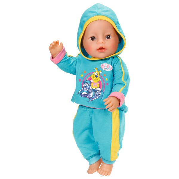 BABY Born Tracksuit Outfit Assortment