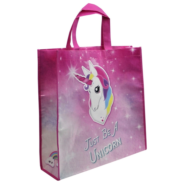 Unicorn shopper bag