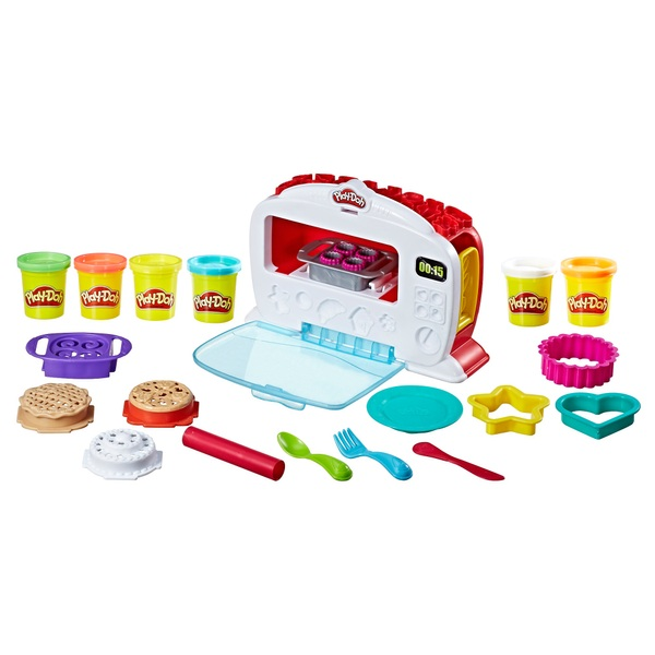 Play-Doh Kitchen Creations Magical Oven - Dough & Clay UK