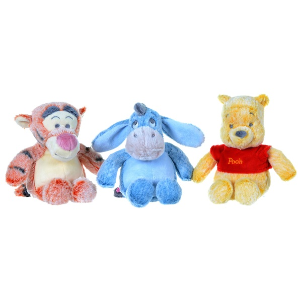 9866dab9ce50 Winnie The Pooh Snuggletime Small Plush 20cm - Assortment - Soft ...