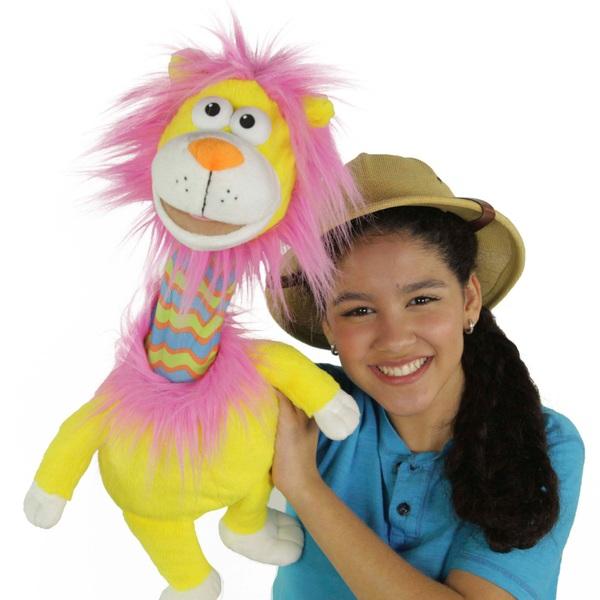 Mimic Mees Talk Back Zoo Lion