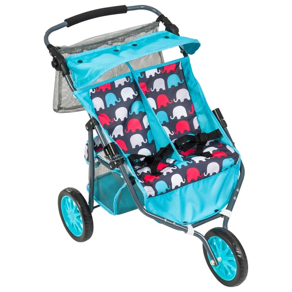 Mia Twin Jogger Dolls Buggies Amp Prams Uk
