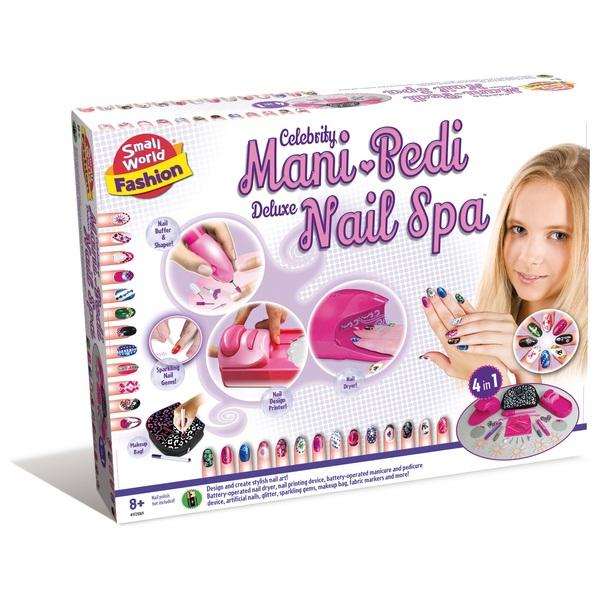 Celebrity Mani-Pedi Deluxe Nail Spa - Fashion Craft UK