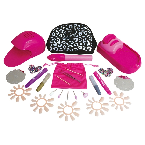 Celebrity Mani-Pedi Deluxe Nail Spa - Fashion Craft UK