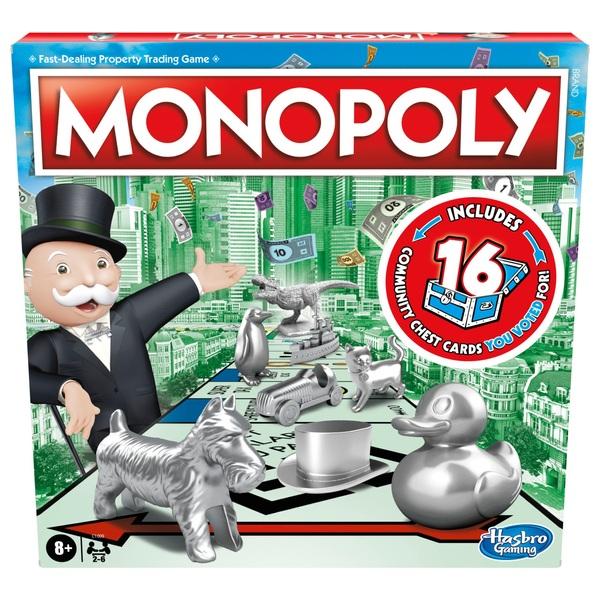 Horrible histories monopoly