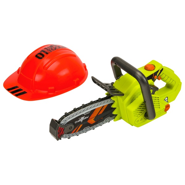 Tuff Tools Chainsaw with Hard Hat