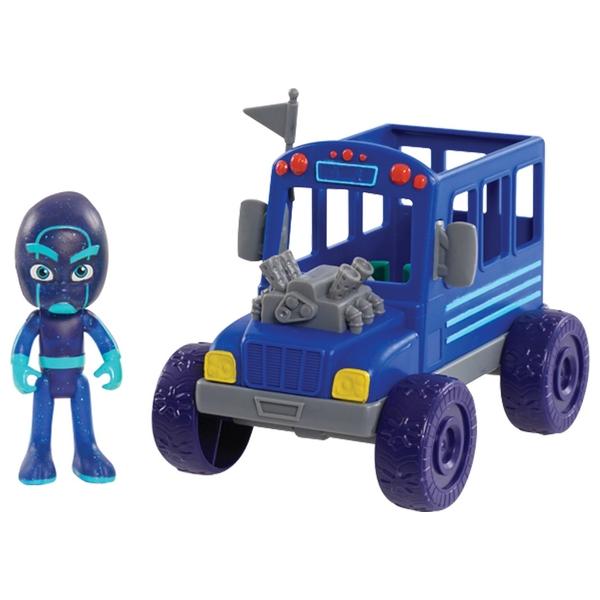 PJ Masks Vehicle & Figure - Night Ninja Bus Assortment