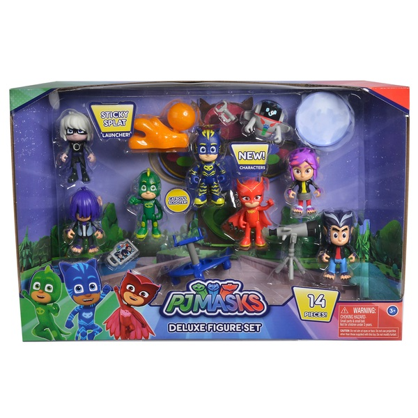 Masks Deluxe Pack Figure Playset