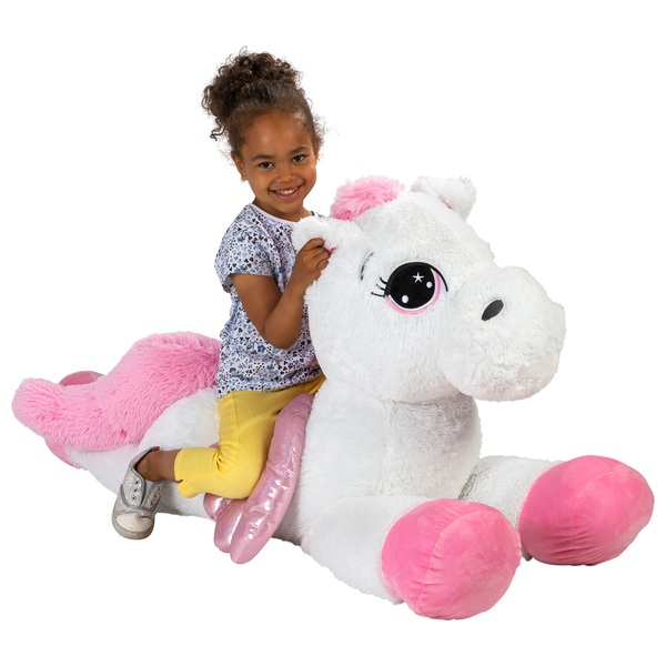 120cm pearl the pegasus soft toys uk