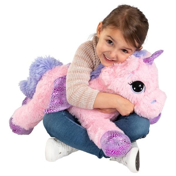 60cm Sprinkle the Pegasus - Pink