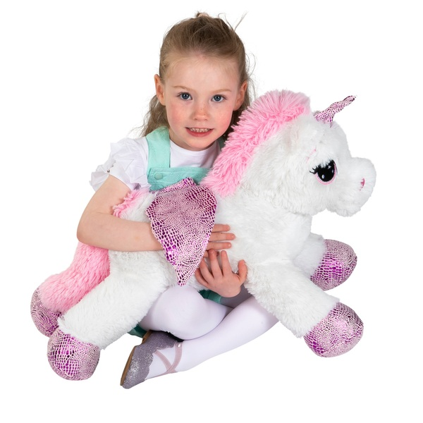 60cm Twinkle the Pegasus - White