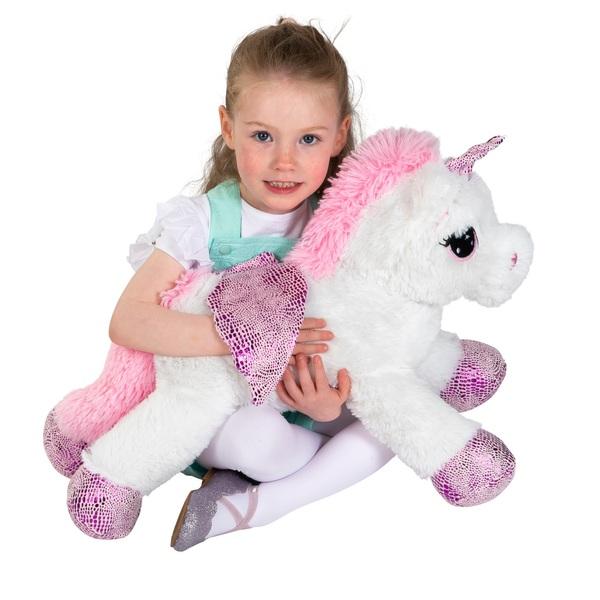 60cm Twinkle the Pegasus - White