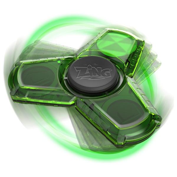 SpinZipz Light Up Fid Spinner Assortment Fid Toys UK