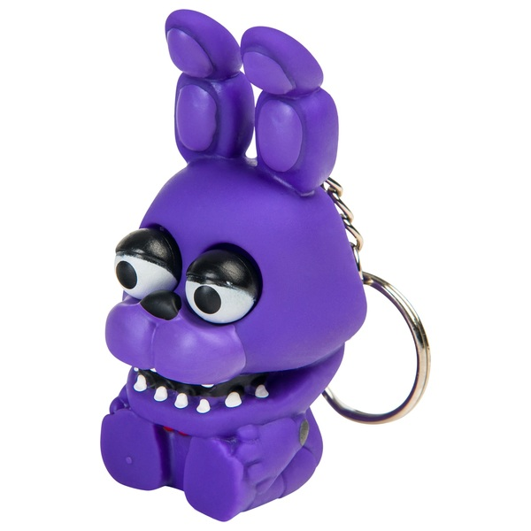Five Nights At Freddy's Squeeze Keychain