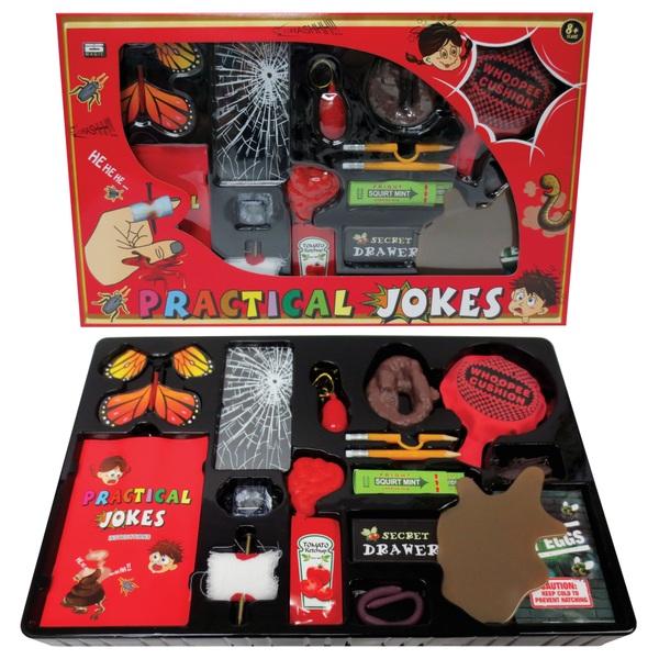 Practical Jokes Set