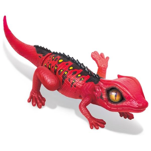 Robo Alive Lizard Red