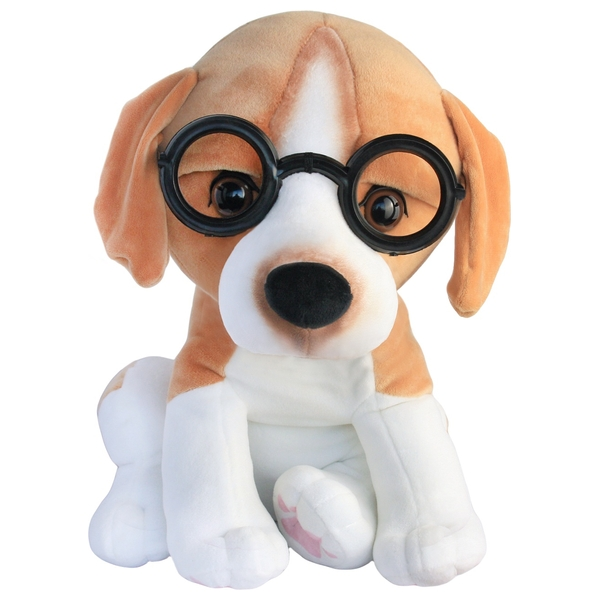 Sherlock Hide and Seek Puppy - Soft Toys UK