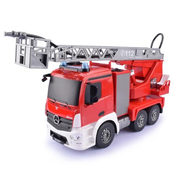 1:20 Radio Control Mercedes-Benz Antos Fire Truck