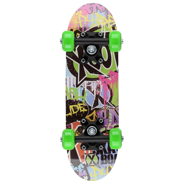 43cm Xootz Graffiti Mini Skateboard