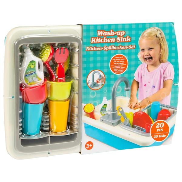 20 Piece Wash-up Kitchen Sink - Kitchens & Household UK