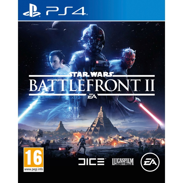Star Wars Battlefront II: The Last Jedi Heroes PS4