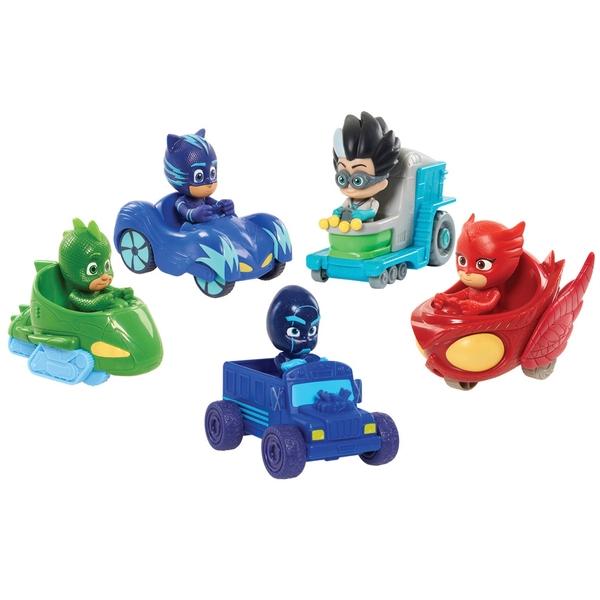 PJ Masks 3 Wheelie Vehicle - Assortment