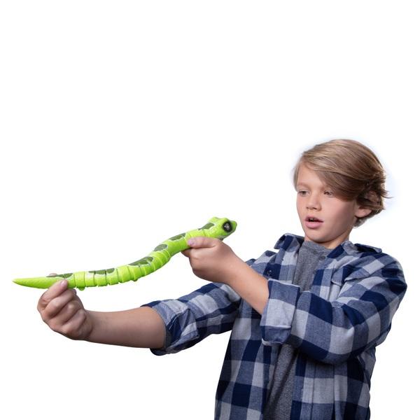 Robo Alive Snake Green